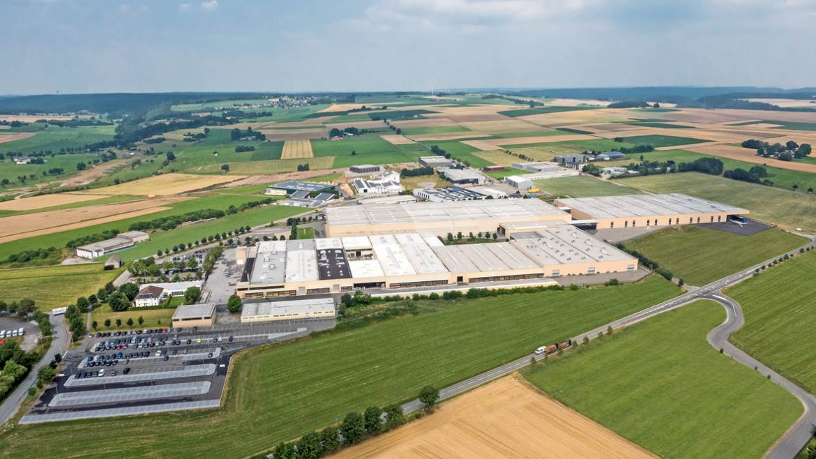 Production facility in Brilon