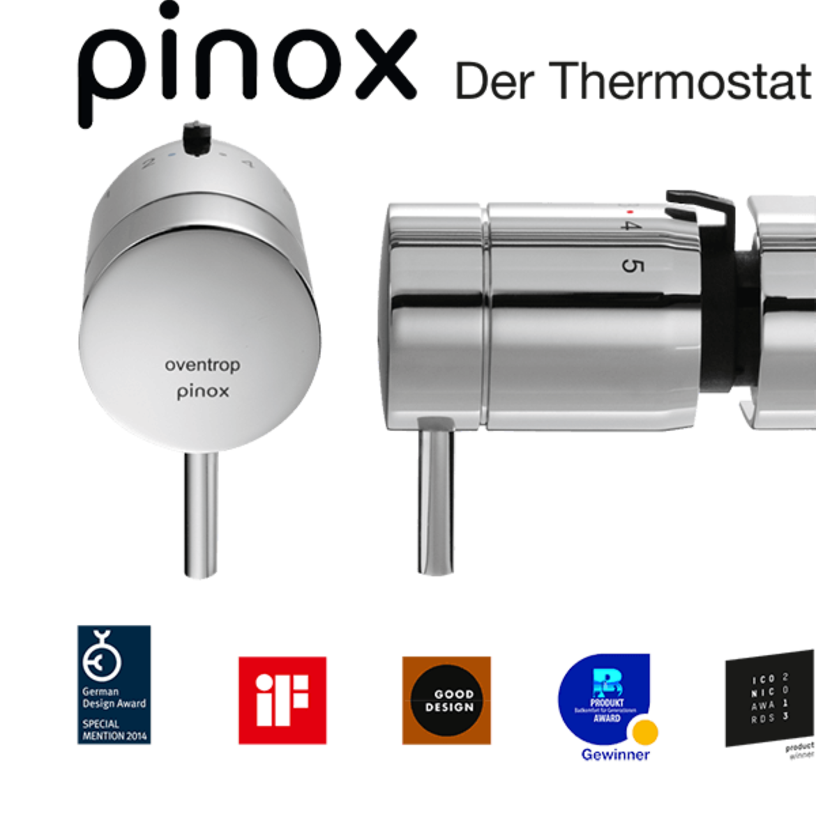 pinox - Der Thermostat
