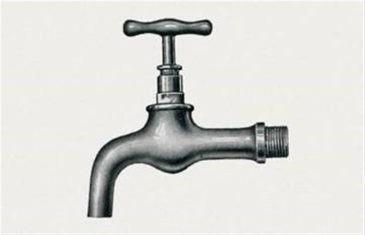 Tap, beginning of 20th century