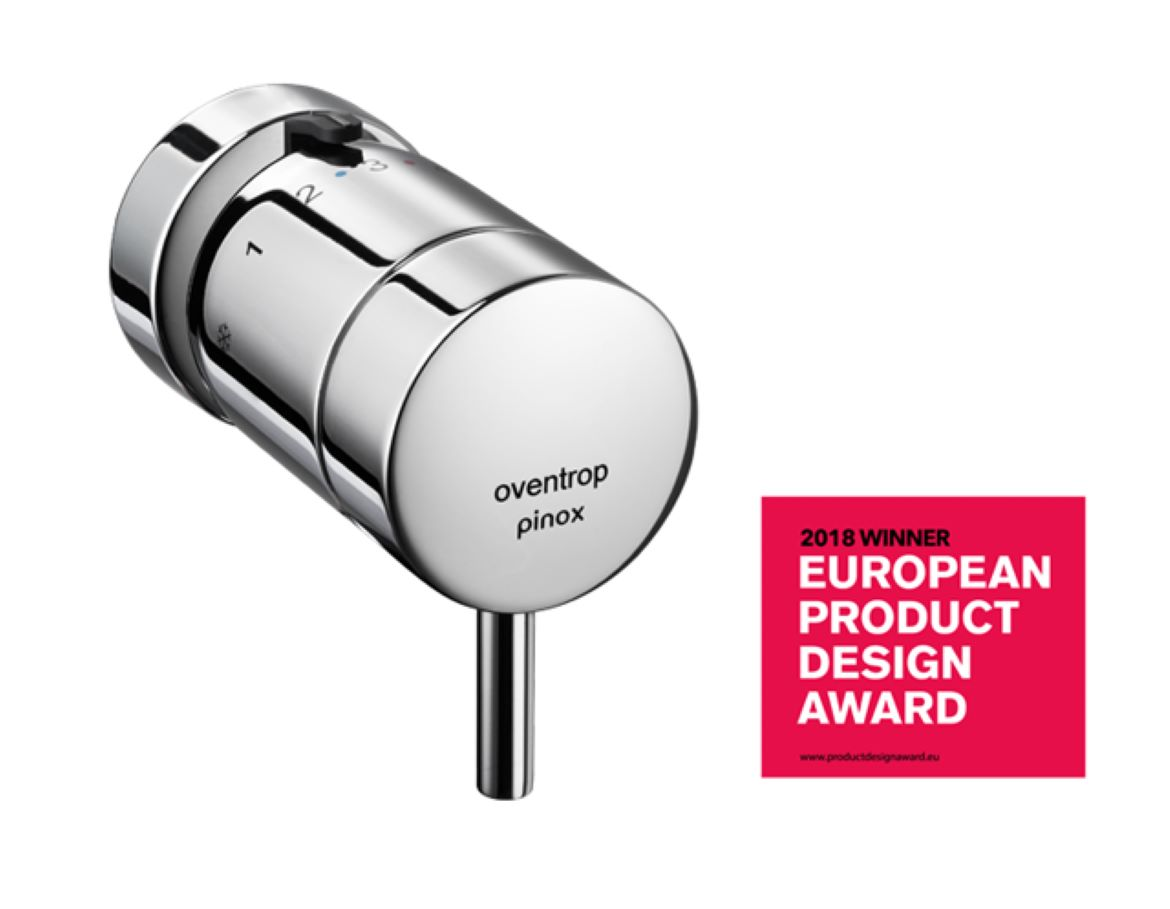 """pinox"" wins the ""European Product Design Award 2018"""