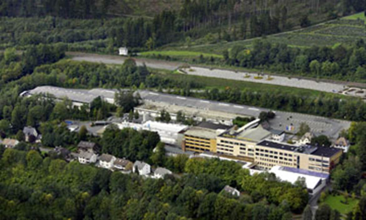 Main factory in Olsberg