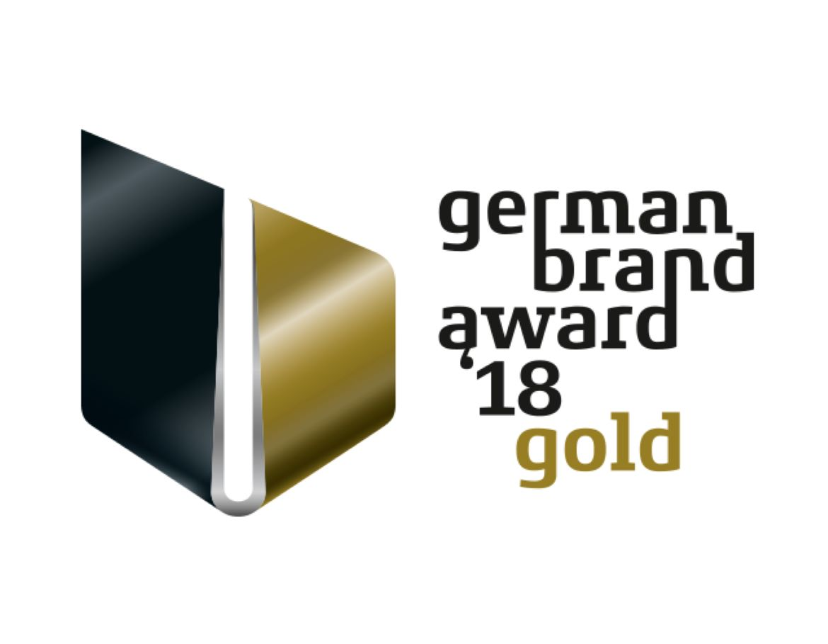 """Gold"" for the brand Oventrop in the ""German Brand Award 2018"""