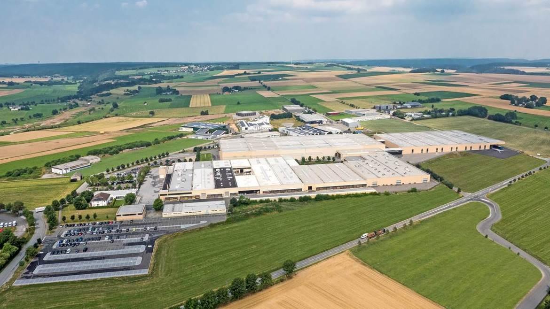 Производственный комплекс в Брилоне