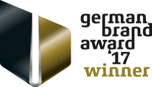 German Brand Award 2017 for the brand Oventrop