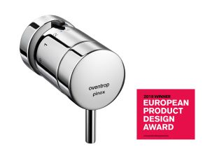 """European Product Design Award"" for the ""pinox"" thermostat"