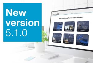 OVplan 5.1.0 – System calculation made easy