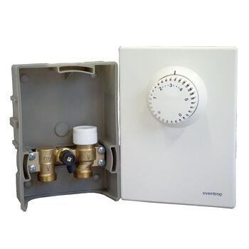 Padlófűtés termosztatikus szelep