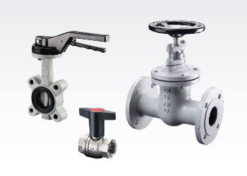 Isolating and other pipe fittings