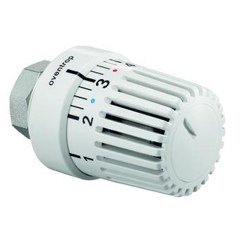 mit Gewindeanschluss M30 x 1,5 Comfort Thermostatkopf LH
