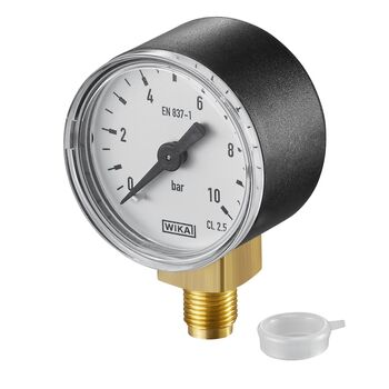 Pressure gauge for water and backflush filters, all sizes