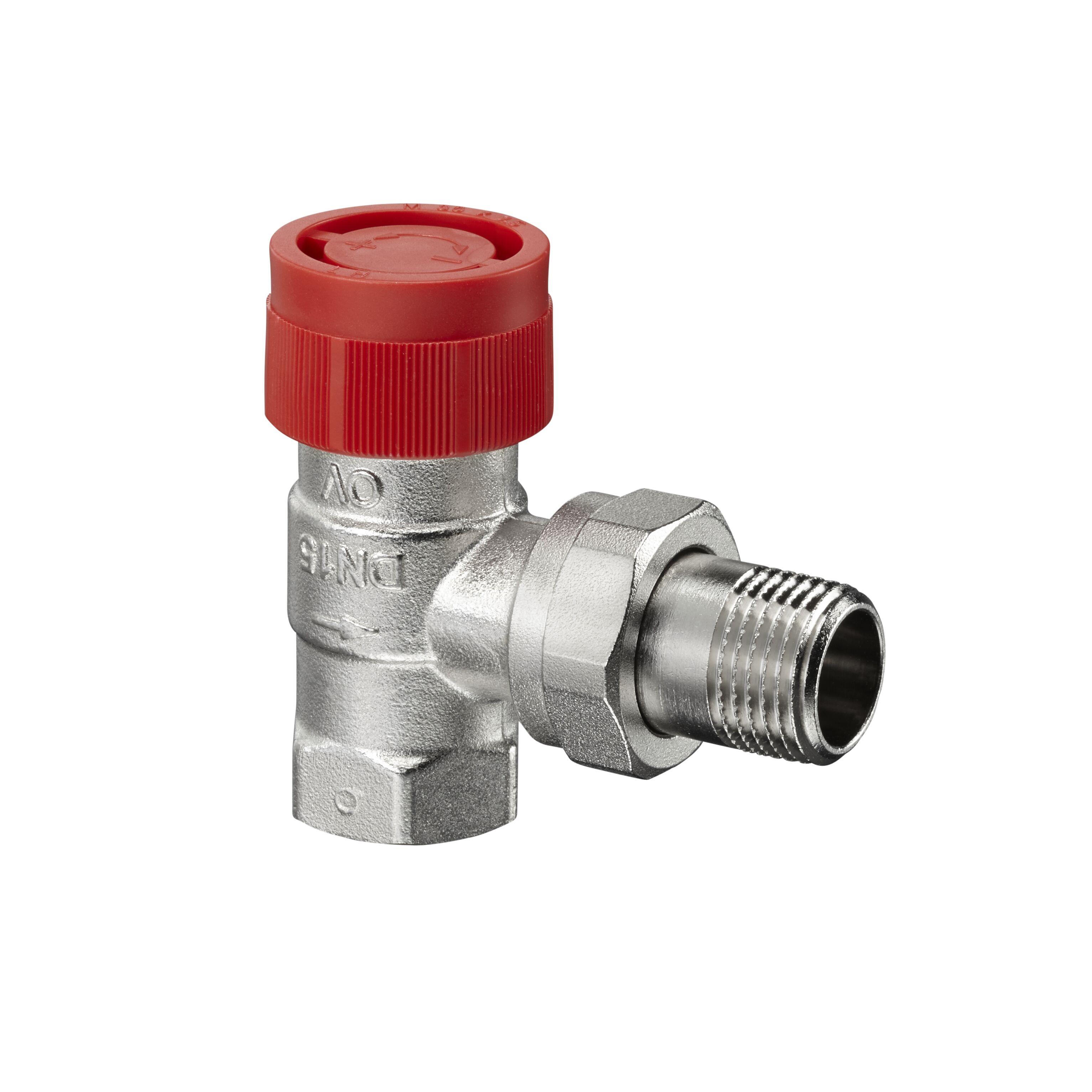 """Thermostatventil """"AF"""" DN 15, PN 10, Eck - Oventrop GmbH & Co. KG"""