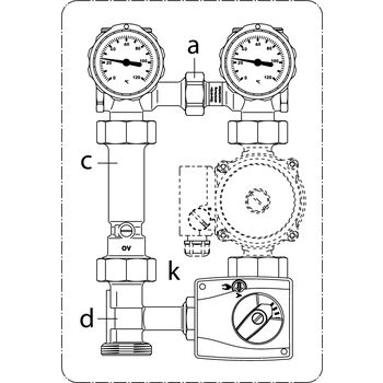 Wiring Diagram For Grundfos Pump moreover Wiring A Telephone Junction Box Diagram together with Sketch plug further Resol as well Bell gossett 113223 aqs 12 aquastat. on solar pump stations