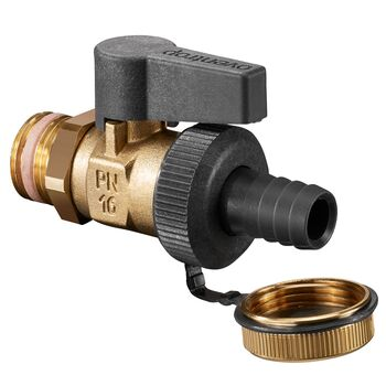 11384v Valve Fiber Non-return Europe Brass fitting for installation