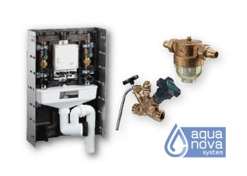 "Potable water technology ""Aquanova-System"""