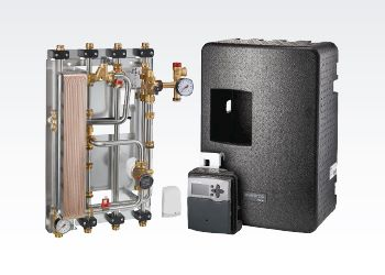 Local and district heating technology